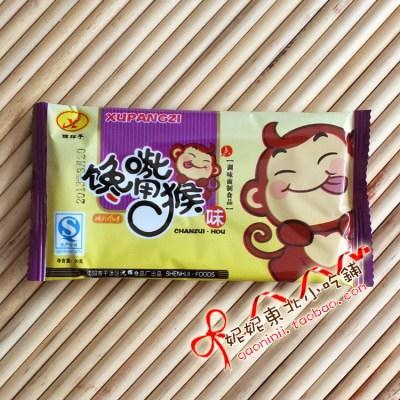 包邮沈辉馋嘴猴味8090回忆小吃零食面筋辣片辣条30g*30袋