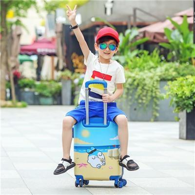 韩国可爱女儿童拉杆箱1寸20寸万向轮女童登1箱行李箱小旅行箱包