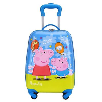 箱子行李箱女拉杆女童卡通公主箱子19寸版学生旅游可爱儿童箱包