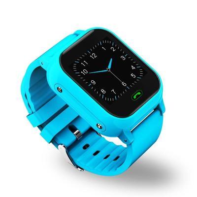 儿童电话手表可插卡防水学生GPS定位智能小1男孩女孩小孩通话