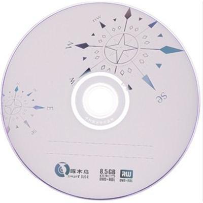 啄木鸟刻录盘dvd 8.5g DL d9光盘 dvd+r 光碟空白 刻录光盘 空盘