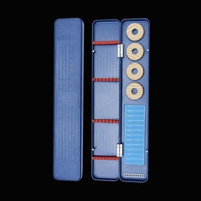 套装盒鱼三用鱼具子线标线浮标盒能鱼子线盒多用主线盒浮票加长