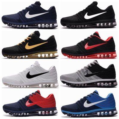 新款Air MAX跑鞋全掌气垫男鞋运动鞋网面透气情侣款女鞋跑步鞋