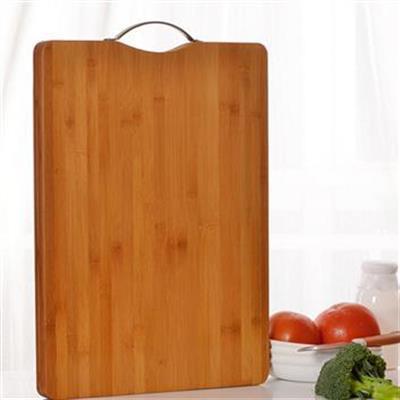 大号优质菜板竹子家用长方形切菜板竹木砧板家用厨房面板大中小号