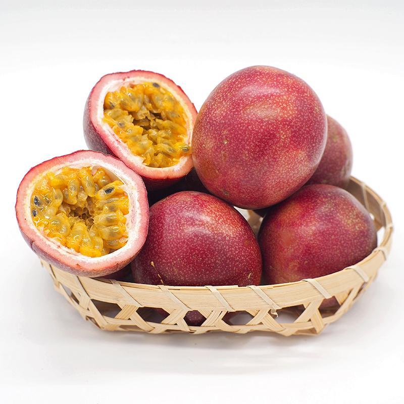 【买4送1】百香果5斤3/2/1斤热带水果新鲜百香果批发现摘精选大果_2