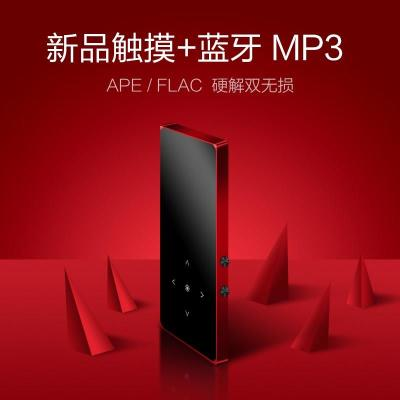 蓝牙mp3随身听迷你学生触摸屏插卡超薄mp4无损音乐播放器