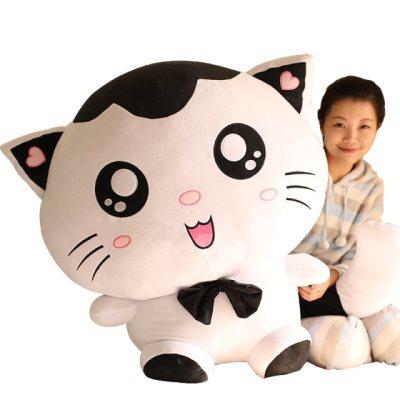抱枕猪毛儿童女孩娃娃娃娃白兔爱达公仔小生生熊女生娃娃公仔情人