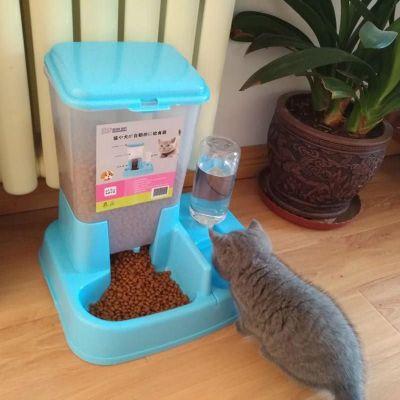 小狗狗自动喂食器猫宠物狗粮神器喂狗器小型大型犬定量投食机